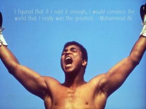 Motivation - Muhammad Ali - Picture Quote Wallpaper 14
