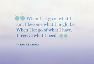 Tao Te Ching quote