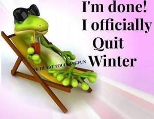 love it i quit winter