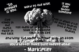 Markiplier quote from