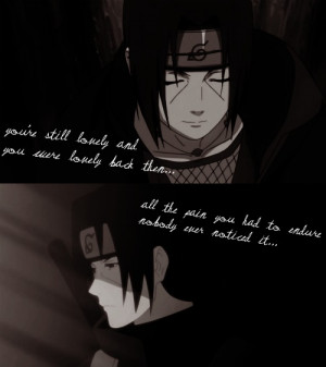 Itachi Uchiha Facebook Covers