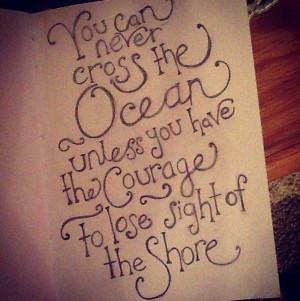 Cute Ocean Quotes #the #shore #cute; quotes