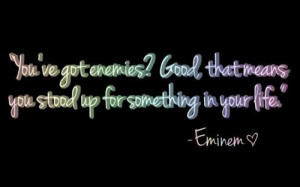 Best Motivational Quote By Eminem