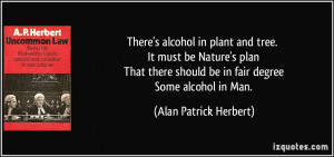... system is right and necessary there must be some scum a p herbert