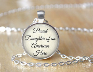 ... of an Ameican Hero Quote by ShakespearesSisters, $10.00 Military Quote