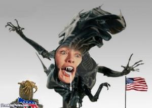 Evil Hillary