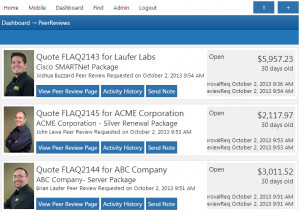 QuoteValet Web