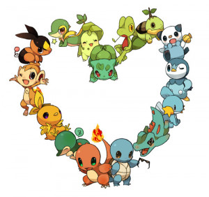 Cute Pokemon Love Sayings color pictures c6dd8f color