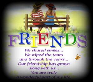 true friend never gets in your way unless you happen to be going ...