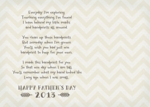 Miscarriage Quotes For Fathers Printable: simple father's