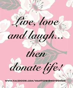 kidney donor more living kidney kidney disease diseas awareness kidney ...