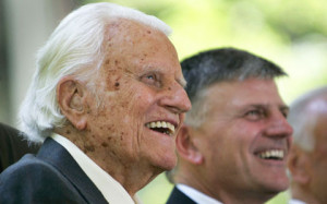 Billy Graham: I Know Where I'm Going