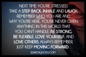 ... , Personal Growth, Self Empowerment, Encouragement, Stress Quotes
