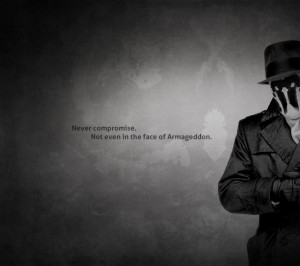 1080x960 watchmen text quotes rorschach monochrome hats 1920x1200 ...