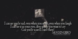 song quotes mockingbird eminem mockingbird full lyrics lyrics for ...