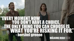 Who Said It: Hershel Greene (Scott Wilson) | Show: The Walking Dead ...