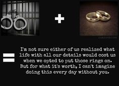 Inmates and their spouses, BOTH making the marriage work. ZARZAND.com ...