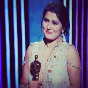 Sharmeen Obaid Chinoy Hot picture
