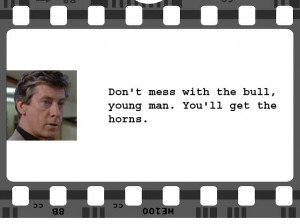 Club | Richard Vernon (Paul Gleason) | Screenplay: John Hughes