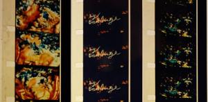 Stan Brakhage Film Prints: Scrapbook Art Notes Graphs, Digital Art