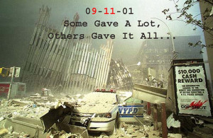 Displaying (18) Gallery Images For September 11 Quotes...