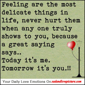Feeling Sad Life Quotes Feeling-quote