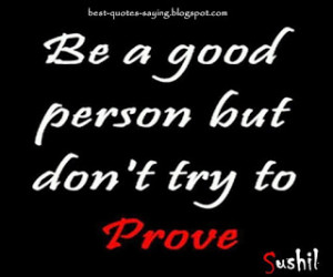 Best Quotes and Sayings