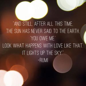 Heartwarming Message • Quotations