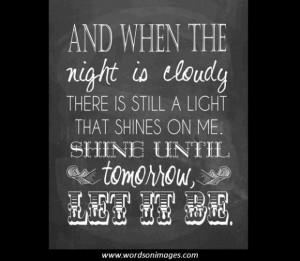 Beatles quote