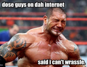 batista funny moment big show running kane and undertaker funny moment