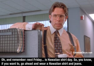 10 Office Space Quotes That Perfectly Sum Up The 9-5 Grind
