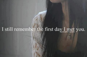 distance relationship, first day, him, love, missing, you