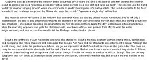 To Kill A Mockingbird Quotes Scout Racism ~ To Kill a Mockingbird ...