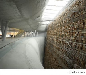 Amazing Stockholm library - Funny Pictures, Funny Quotes, Funny Videos ...