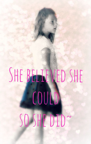 Cute Little Girl Quotes Cute little girl quote