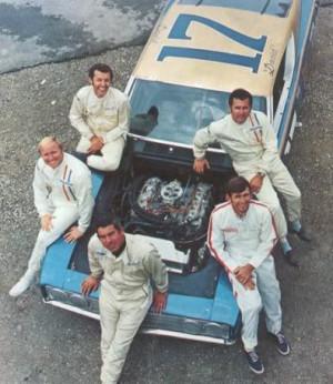 1968 Donnie Allison