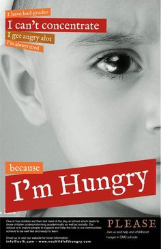 American childhood hunger awareness Help us #endhunger in Prince ...