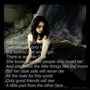 All Graphics » dark sad lonely quotes