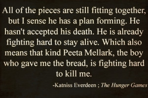 Quotes - the-hunger-games Fan Art