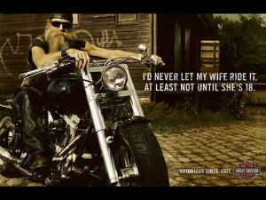 Harley Davidson Sayings And Quotes Picture