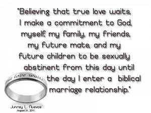 true love waits quotes quotesgram