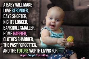 Baby Quotes Future