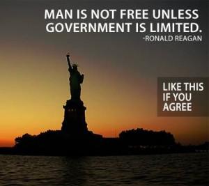 Ronald Reagan - Exactly right again