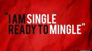 Single - Ready to Mingle #12859