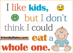 like kids fb funny status quotes