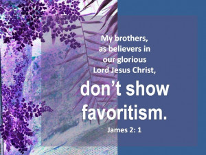 Quotes About Favoritism