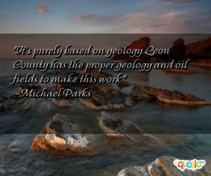 Geology Quotes