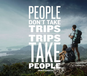 Travel quotes can inspire us to travel in different places.