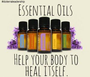 Essential Oil Quotes