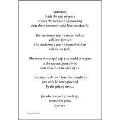 Death Quotes For grandma | Grandma death quotes. More